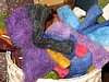 Wool Roving Bundle